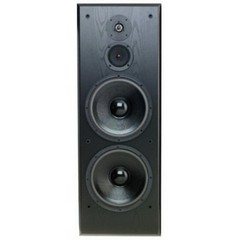 Klh av5001 floor standing home theater speakers pioneer for 12 inch floor speakers